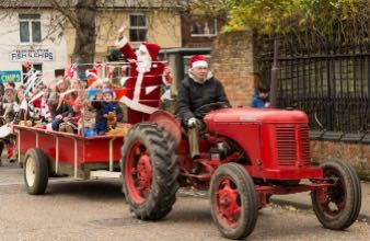 Leiston Christmas Fair
