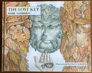The Lost Key Book