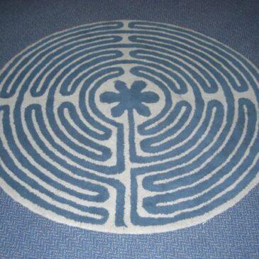 Kay Barrett – Labyrinth Facilitator