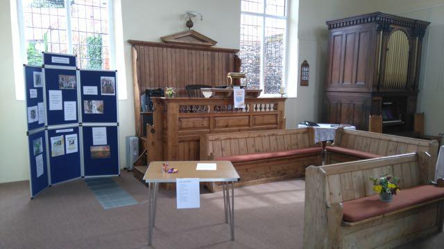 Book signing in Framlingham